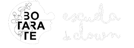 Logo blanco Botarate