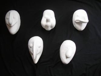 Máscara Larvaria
